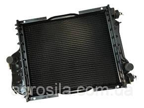 Радіатор водяного охолодження МТЗ Д-240, Д243 (латунний) 4-х рядний, фото 2