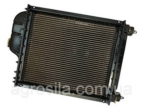 Радіатор водяного охолодження МТЗ Д-240, Д243 (латунний) 4-х рядний, фото 3