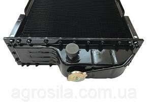 Радіатор водяного охолодження МТЗ Д-240, Д243 МТЗ 82 (алюмінієвий) 4х рядний, фото 3