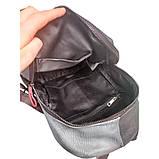 Рюкзак женский городской кожаный 099ВА, фото 5