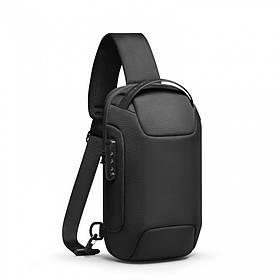 Рюкзак з одного лямкою Mark Ryden Mini Odyssey MR7116 Black