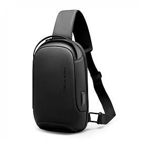 Рюкзак з одного лямкою Mark Ryden Lexus MR7510 Black