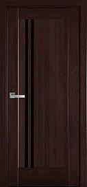 Двері Новий Стиль Делла скло BLK