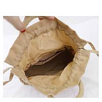 Модная плетеная женская сумка, фото 2