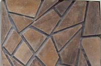 """Плитка из песчаника """"Мозаика"""" треугольная фасадная"""