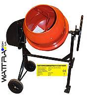 ⭐ Бетономешалка Orange СБ 8160П, бак 160л, готовая смесь 120л, 650Вт, вес 60кг, упаковка 840X730X440