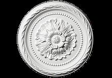 Розетка 1.56.009 под люстру с полиуретану европласт