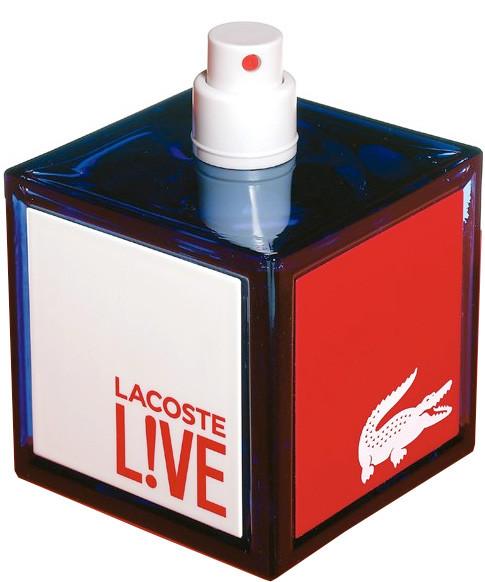 Lacoste Live Pour Homme туалетная вода 100 ml. (Тестер Лакост Лайв Пур  Хом) b7c220715a1bc
