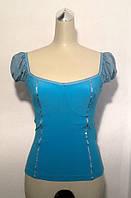 Кофта женская Balizza голубая без рукава
