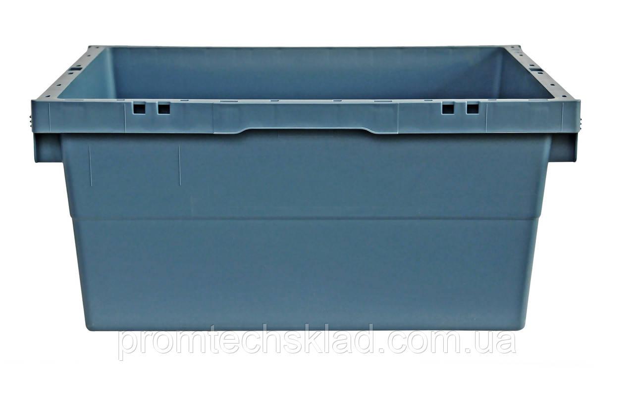Ящик пластиковий 600х400х240