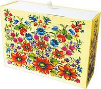 Подарочная картонная упаковка