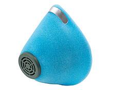 Респіратор У2К (код-2) блакитний (без клейонки всередині медична фильтроткань)