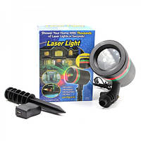 Уличный лазерный проектор Laser Light 8001 праздничное освещение, диско проектор