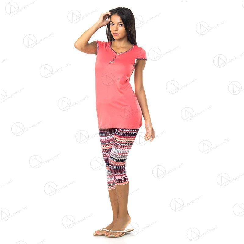 Комплект двойка женский Vetex Carolina (футболка + бриджи) KRLN95102
