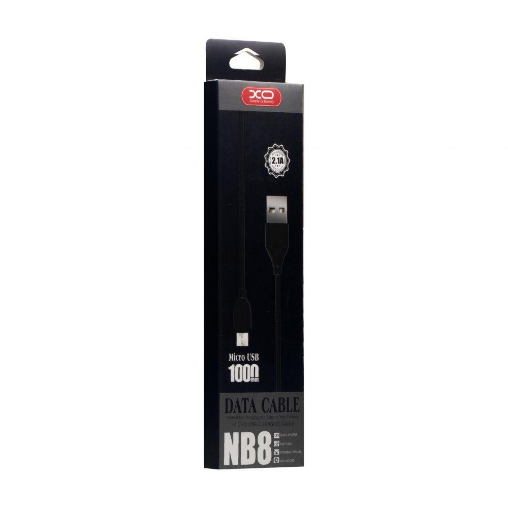 Кабель USB XO NB8 Micro USB