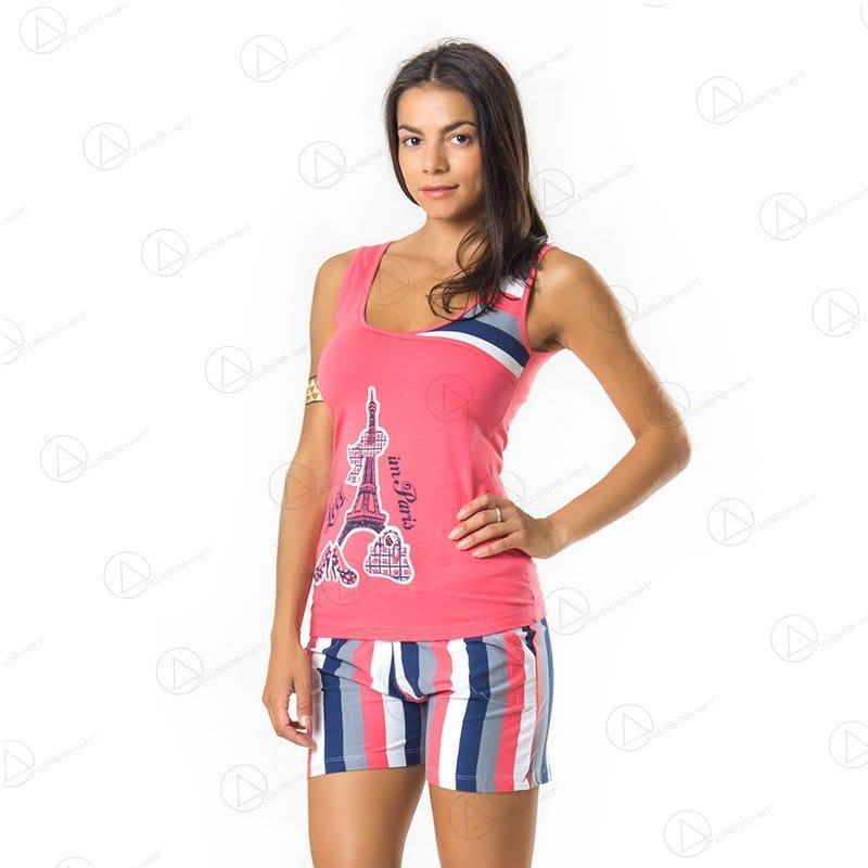 Комплект двійка ТМ Dalmina (футболка + шорти) норма DLMN326_14