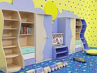 Детская мебель «Рио»
