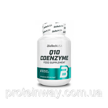 Коэнзим Biotech Q10 Coenzyme 60 капс