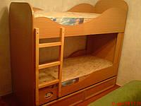 Кровать двухъярусная «Стандарт»