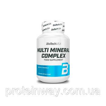 Минеральный комплекс Biotech Multi Mineral Complex 100 таб