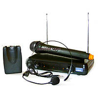Радиосистема Sennheiser EW-500H (VHF, 1 микрофона, 1 гарнитура)