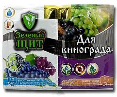Инсекто-фунгицид Зеленый щит для винограда 3 мл+12 мл