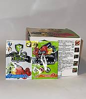 Инсекто-фунгицид Зеленый Щит Агромакси для томатов, перца и баклажан 3мл+12мл \50\400шт