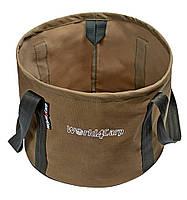 М'яке відро для підгодовування без кришки World4Carp Soft Bucket Coyote 25 л