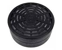 Змінний фільтр для РУ-60М марка А1В1Е1Р1FFP-2 пластиковий колір чорний