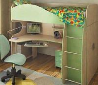 Кровать-чердак «Квест»