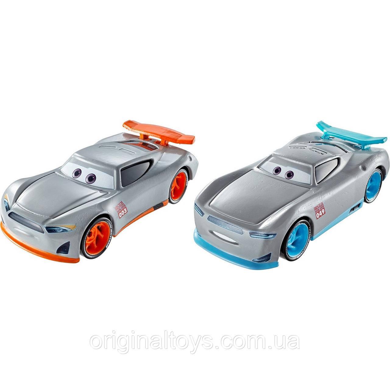 Машинки Габриэль и Айден Тачки Gabriel And Aiden Disney Cars Mattel