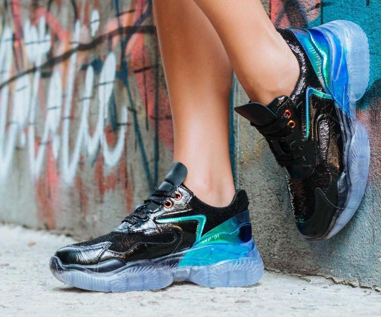Підліткові кросівки з сіткою