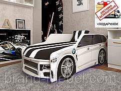 Дитяче ліжко машина BMW серії Преміум