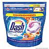 Капсули для прання універсального білизни Dash Ambra квітковий 3 в 1 48 шт