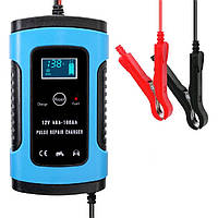 ZYX-J10 12V 6A Интелектуальное зарядное устройство для заряда и востановления авто аккумулятора