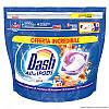 Капсули для прання універсал Dash Ambra квітковий 3 в 1 62 шт