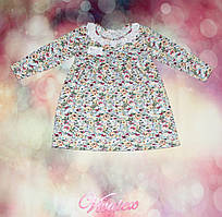 Детское платье Есения интерлок