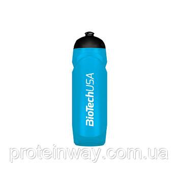 Спортивная бутылка Biotech Bottle 750 мл синяя