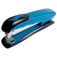 Степлер EconoMix E40240 №24/6 26/6 40 листов синий