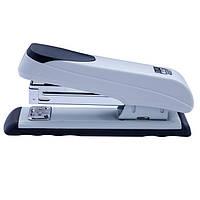 Степлер BuroMax ВМ.4227 №24/6 20 листов в ассортименте