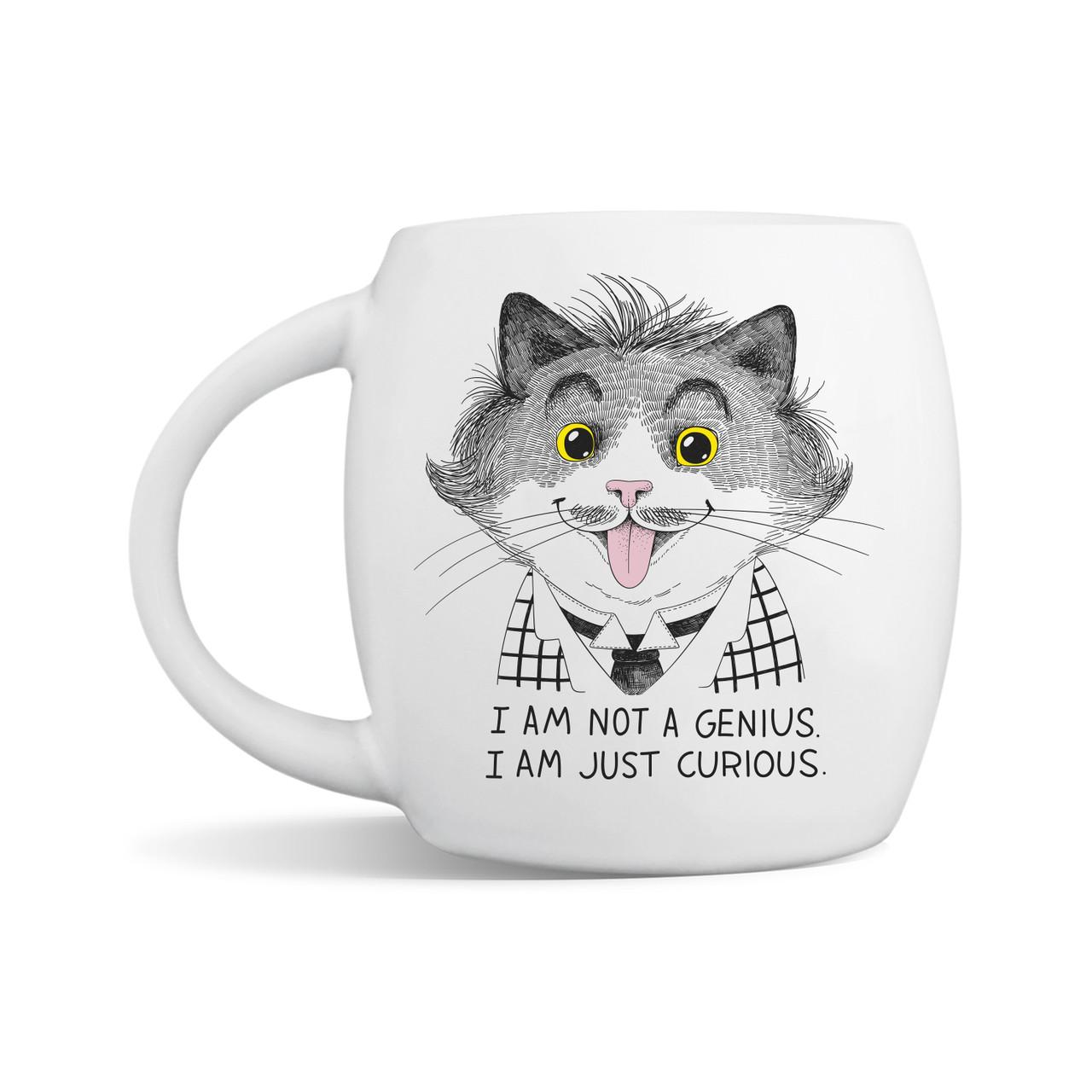 Чашка Einstein