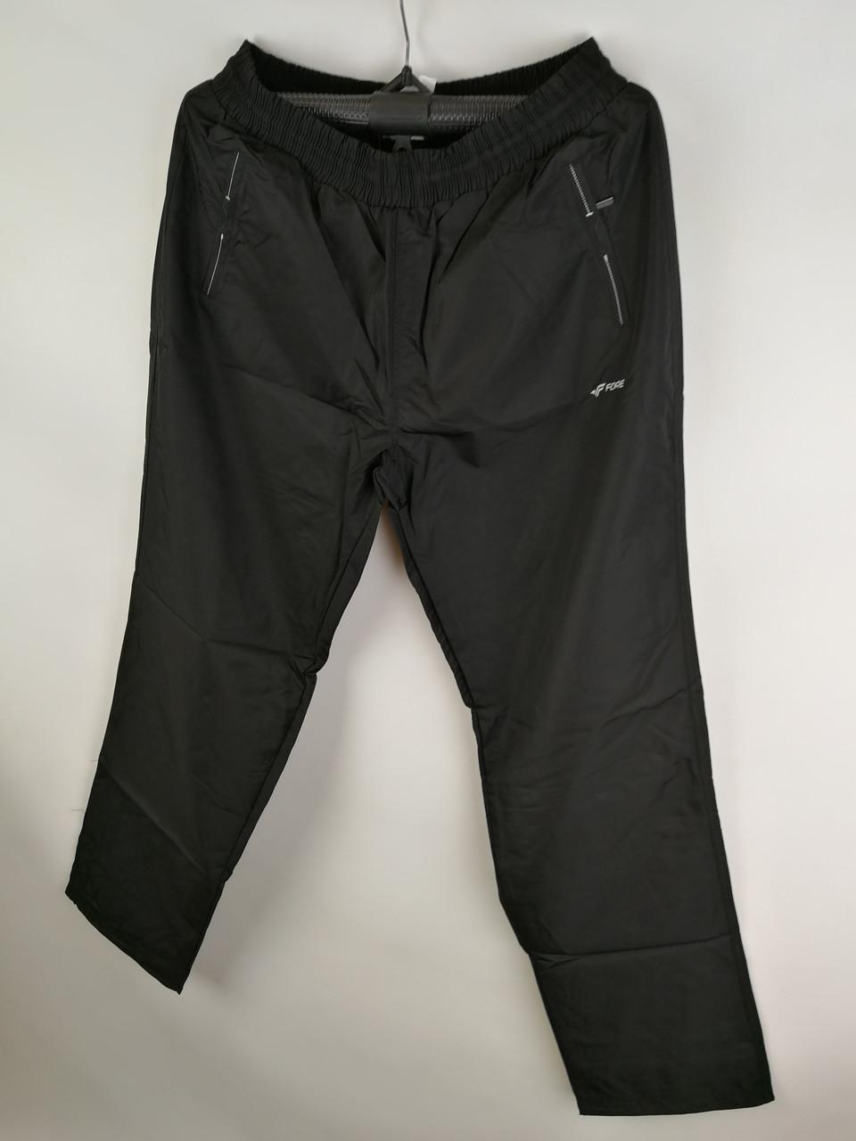 Спортивні штани великого розміру плащівка
