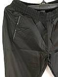 Спортивні штани великого розміру плащівка, фото 6