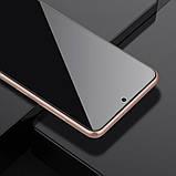 Захисне скло Nillkin для Samsung Galaxy S21 (CP + PRO) Tempered Glass Black з олеофобним покриттям, фото 4