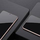 Захисне скло Nillkin для Samsung Galaxy S21 (CP + PRO) Tempered Glass Black з олеофобним покриттям, фото 5
