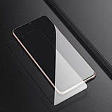 Захисне скло Nillkin для Samsung Galaxy S21 (CP + PRO) Tempered Glass Black з олеофобним покриттям, фото 6