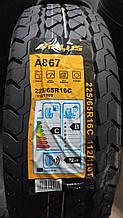 Літні вантажні шини 225/65 R16C 112/110T APLUS A867