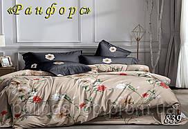 """Комплект постельного белья ТМ """"Тет-А-Тет"""" Ранфорс (ренфорс) """"839"""" двуспальный"""