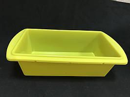 Силиконовая форма для выпечки хлеба и рулетов 22,7х13х7,5 см