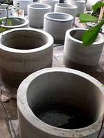 Кольца бетонные в Одессе купить, днище кольца в Одессе, крышка кольца в Одессе купить
